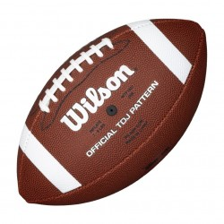 F1857XB_Ballon de Football Américain Wilson junior NFL TDJ pattern