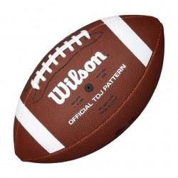 F1857XB_Ballon de Football Américain Wilson junior NFL TDJ pattern