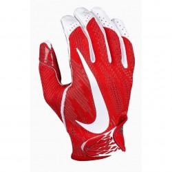gant de football am ricain nike vapor knit pour receveur rouge. Black Bedroom Furniture Sets. Home Design Ideas