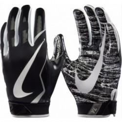 GF0574-010_Gant de football américain Nike vapor Jet 4.0 receveur noir pour Junior
