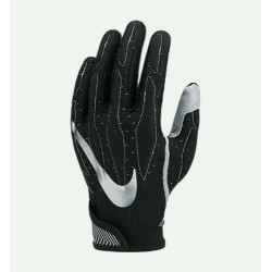 GF0500-010_GF0500-010_Gant de football américain Nike Superbad 4.0 receveur Noir pour Junior