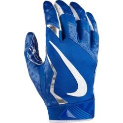 GF0572-480_Gant de football américain Nike vapor Jet 4.0 2017 pour receveur bleu royal