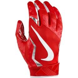 GF0572-657_Gant de football américain Nike vapor Jet 4.0 2017 pour receveur rouge
