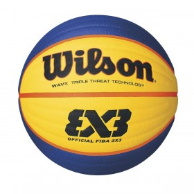 WTB0533XB_Ballon de Basketball Wilson FIBA 3x3 Officiel Game Ball