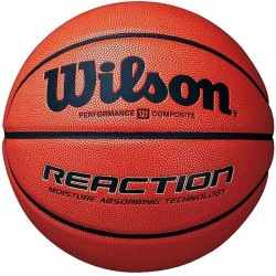 B1237X_Ballon de Basketball Wilson Reaction