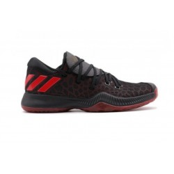 CG4194_Chaussures de Basketball adidas Harden BE Noir et rouge pour Homme