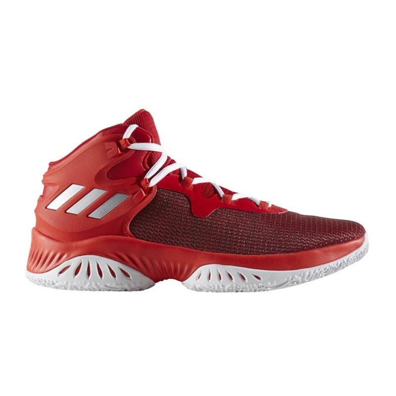 online retailer a04bd 97a93 Baskets Basses Adidas Explosive Bounce 1rWmtXl