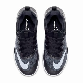 Zoom Chaussure Basketball Nike De Femme Noir Shift Pour QxBEeordCW