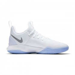 Chaussure de Basketball Nike Zoom shift blanche pour homme