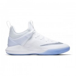 low priced c3787 074ef 897653-100 Chaussure de Basketball Nike Zoom shift blanche pour homme ...