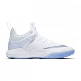 897653-100_Chaussure de Basketball Nike Zoom shift blanche pour homme