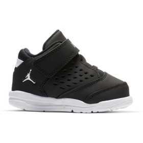 921198-011_Chaussure de Basketball Jordan Origin 4 BT black pour bébé à scratch