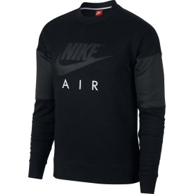 new arrival 649cf fbb44 861622-010Sweat Nike Air Crew Noir pour homme ...