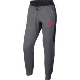 pantalon nike gris homme