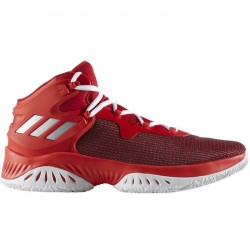 BY3777_Chaussure de Basketball adidas Crazy Explosive Bounce rouge pour homme