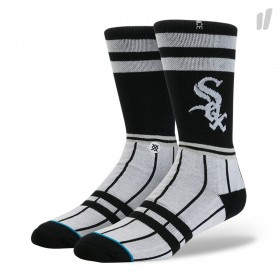 M558A16WHI_Chaussettes MLB Stance Arena White Sox Noir