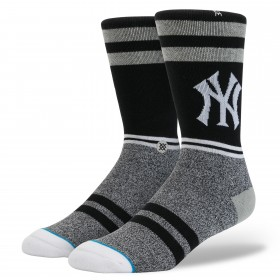 M558A16YAN_Chaussettes MLB Stance Arena New York Yankees Noir