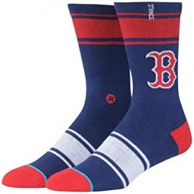 M3110A5BOS_Chaussettes MLB Stance Arena Boston Red Sox Navy