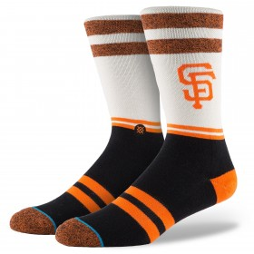 M558A16SFG_Chaussettes MLB Stance Arena San Francisco Giants noir