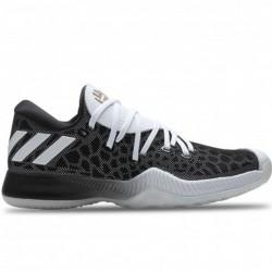 CG4196_Chaussures de Basketball adidas Harden BE Noir et blanche pour Homme