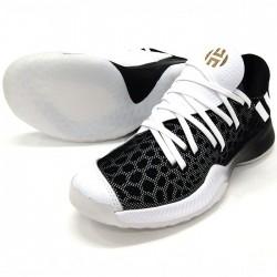 meilleure sélection 3092c 086ff Chaussures de Basketball adidas Harden BE Noir et blanche pour Homme