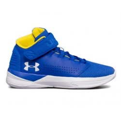 1299028-400_Chaussures de Basketball Under Armour Get B Zee Bleu pour junior