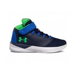 1299028-410_Chaussures de Basketball Under Armour Get B Zee Navy pour junior
