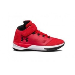 1299028-600_Chaussures de Basketball Under Armour Get B Zee Rouge pour junior