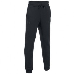 1304449-001_Pantalon Under Armour SC30 Spear Noir pour enfant