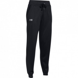 1271689-001_Pantalon Under Armour Tech Solid Noir pour femme