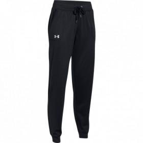 1271689-001_Pantalon Under Armour Tech Solid Noir pour femme
