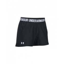 1292231-002_Short Under Armour play up 2.0 noir pour femme