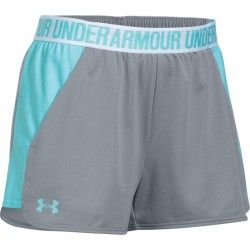1292231-029_Short Under Armour play up 2.0 gris pour femme
