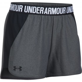 Short Under Armour play up 2.0 anthracite para mujer
