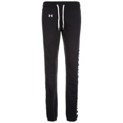 1302363-001_Pantalon Under Armour Favorite Fleece Noir pour femme