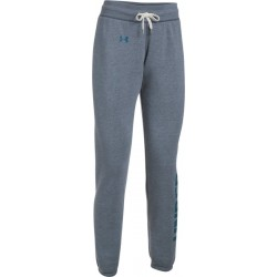 1302363-410_Pantalon Under Armour Favorite Fleece Gris bleu pour femme