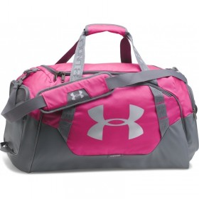1300213-654_sac de sport Under Armour undeniable Duffle 3.0 Medium Rose