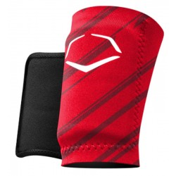EvoShield Wrist Guard Protection Poignet Rouge