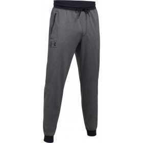1290261-090_Pantalon Under Armour Sportstyle Jogger Gris pour Homme