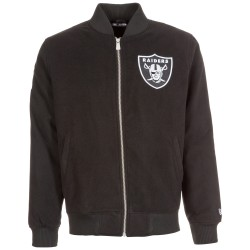 Bomber NFL Team APP Melton Oakland Raiders New Era