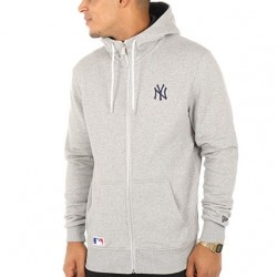 Veste Zippé MLB New-York Yankees New Era Team App