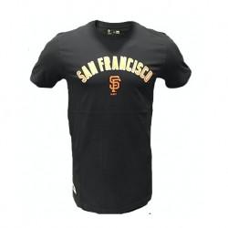 T-Shirt MLB San Francisco Giants New Era Script