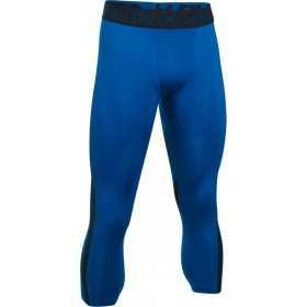 Legging de compression Under Armour Heatgear Supervent 2.0 34 bleu pour homme
