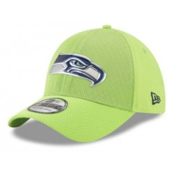 Casquette NFL Seattle Seahawks 2017 On Field Color Rush 39THIRTY