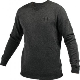 1302854-090_Sweat Under Armour Rival Solid Fitted Gris pour homme