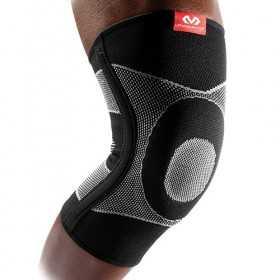 Mcdavid Knee protection gel 4-way black