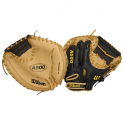 """WTA05RB16CM32_Gant de Catcher  Baseball Wilson A500 32"""""""