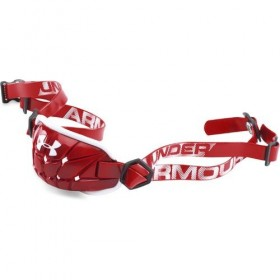 Mentonière Football Americain Under Armour GameDay Rouge
