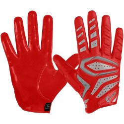 S651-01-red_Gant de Football américain Cutters The Gamer 2.0 rouge