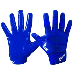 S451-S-10-ry_Gant de football américain Cutters S451 REV pro Solid bleu